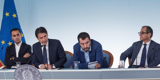 Manovra, Luigi Di Maio e Matteo Salvini non vogliono lo Tsip
