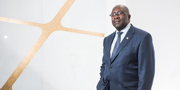 Former finance minister Nhlanhla Nene, who was fired in December 2015. It has been claimed at a parliamentary inquiry into state capture that Eric Wood, consulting company Trillian CEO Eric Wood knew about the sacking six weeks before it happened.