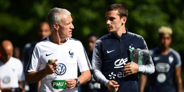 Préparation au Mondial : Revivez le match France-Etats-Unis (1-1)