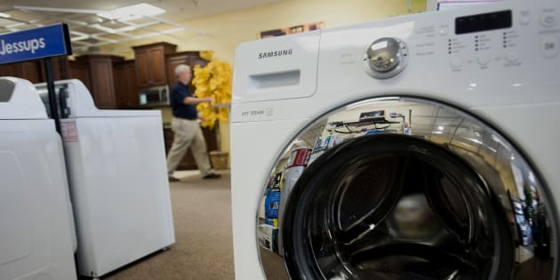 Samsung is recalling nearly 3 million washing machines due to safety concerns.
