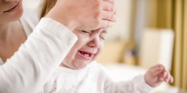 """Non, mon bébé n'a pas """"juste"""" un rhume."""