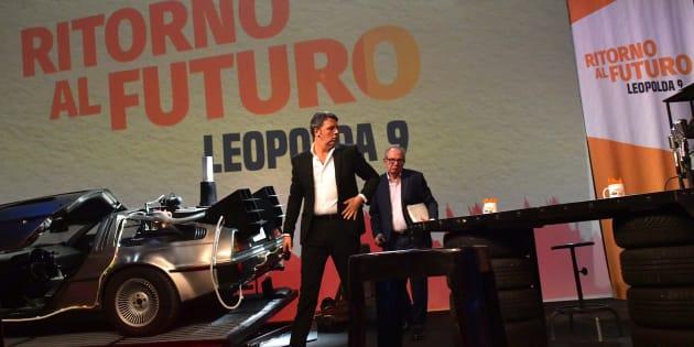 Cosa ha detto Renzi durante durante la chiusura della Leopolda