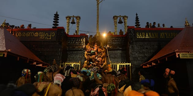 BJP's 'Secretariat March' Over Sabarimala Issue Turns Violent