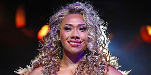 Paulini has pleaded guilty to bribing an RMS official $850 in exchange for a fake drivers' licence.