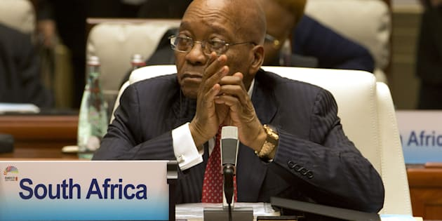 South Africa: Zuma To Face Party Top Guns