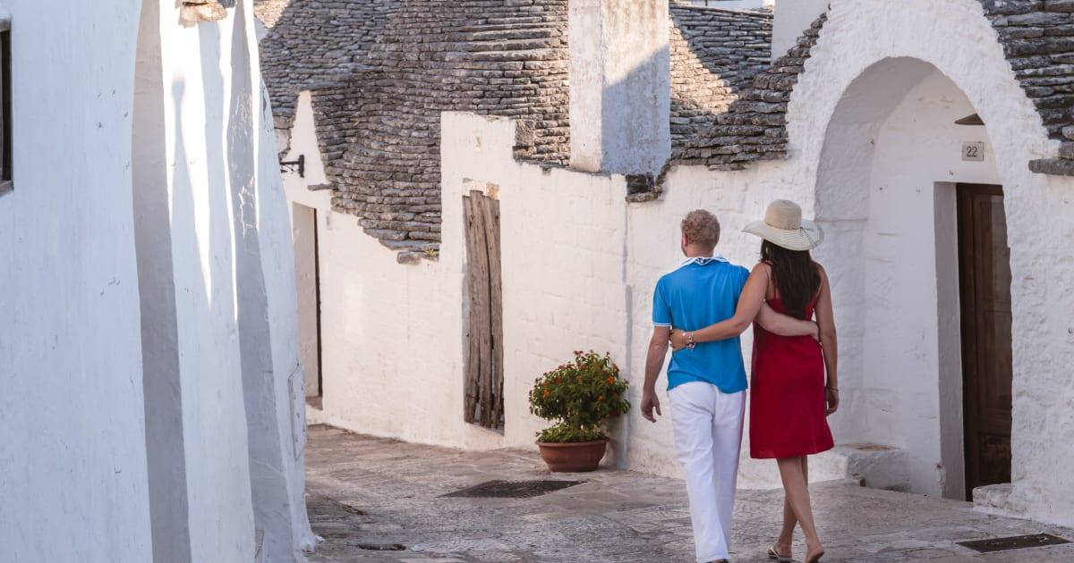 Viaggio nella Puglia romantica: itinerari e location per innamorarsi ancora