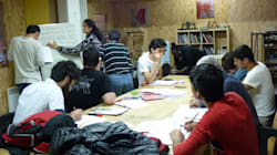 L'école de français pour réfugiés a 93% de réussite chez ses premiers