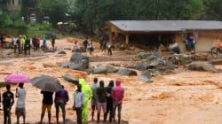 Des inondations en Sierra Leone font 312