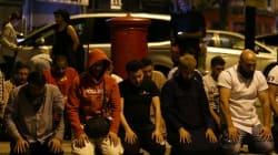 VIDEO: Al menos un muerto y 10 heridos por ataque