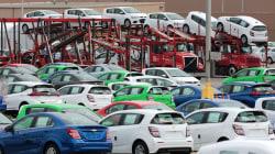 General Motors reubicará 600 empleos del exterior a