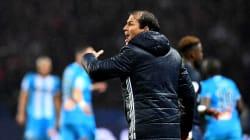 PSG-OM: Garcia ramène un point miraculeux pour sa
