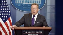 Trump Press Secretary Sean Spicer