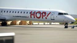 31% des vols annulés pour le premier jour de grève de la compagnie régionale
