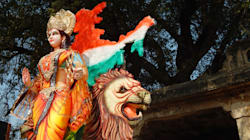 In A Country Enamoured By Performance Patriotism, Trying To Prove A Point By Chanting 'Bharat Mata Ki Jai' Is Only