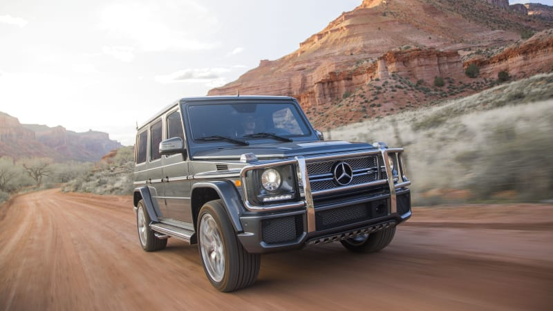 Here are the 10 Most Powerful SUVs in America