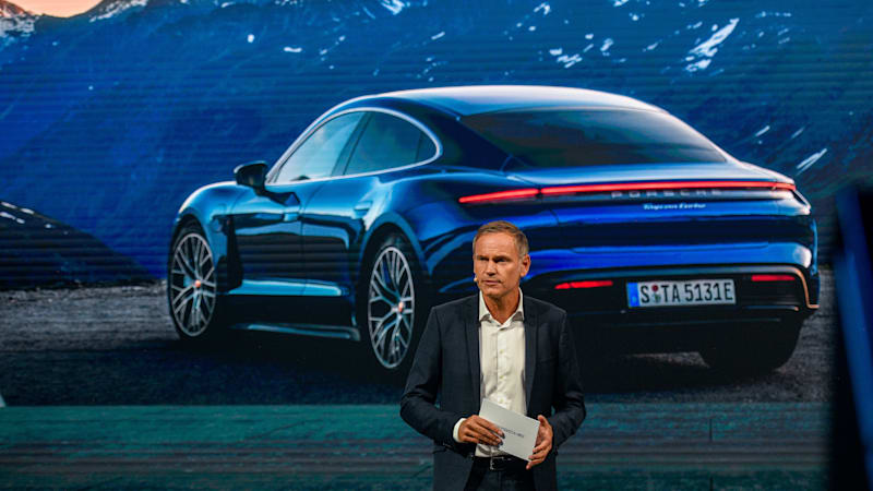 Porsche Ceo Oliver Blume Will Take Over As Head Of Vw Brand Autoblog