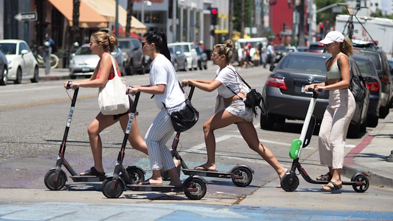 Electric scooter rules and safety | Autoblog