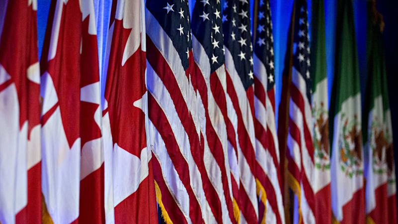 Nafta Negotiations Will End In An Agreement Say Economists Autoblog