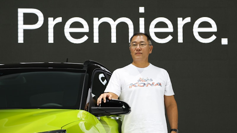 Hyundai Motor Group promotes heir apparent