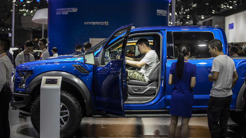 Build And Price Your New Ford Car Or Truck Mainland Ford >> Ford And Others Meeting Rising Demand For Pickups In China Autoblog