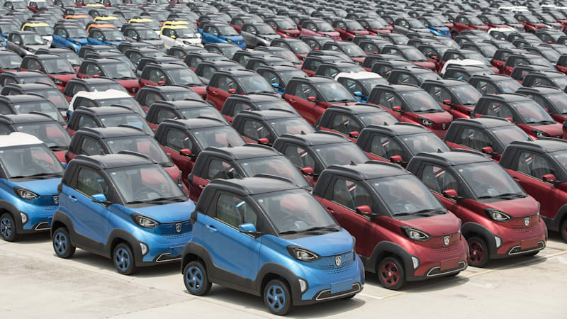 Shanghai Beijing General Motors Is Accelerating The Pace Of Electric Vehicle Ev Launches In China As Policymakers World S Gest Auto Market