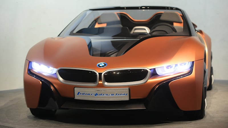 Frankfurt Munich Germany Bmw Is Gearing Up To M Produce Electric Cars By 2020 And Will Have 12 Diffe Models 2025 It Said On Thursday
