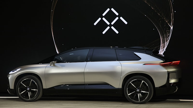 Faraday Future Cancels Plans For North Las Vegas Factory