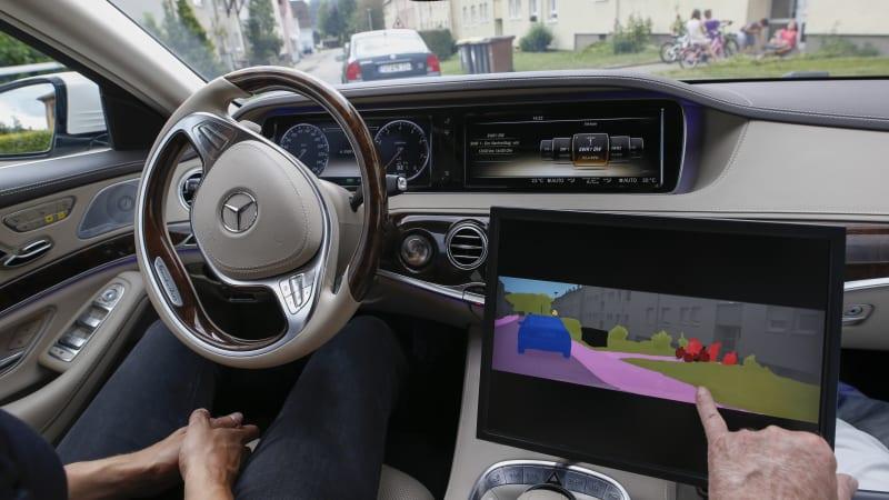 German automakers discussing autonomous vehicle alliance