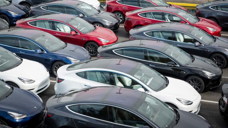Tesla Model 3 leasing is in the works | Autoblog