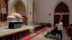 Des ex-présidents aux funérailles de Barbara