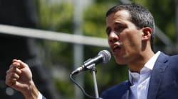 Guaidó visitó Washington en diciembre y se reunió con varios miembros del Gobierno de