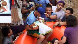 La tempête dans le sud des Philippines a fait près de 200