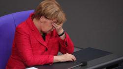 Merkel in pieno logoramento, metà dei tedeschi non la vuole