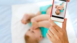 Vietato pubblicare foto dei figli minori se l'altro genitore non è