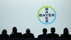 Bayer crolla in borsa dopo la sentenza del tribunale Usa contro
