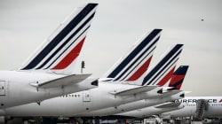 Le tiers des vols d'Air France sont annulés avec la