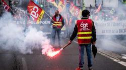 La cagnotte de soutien aux cheminots de la SNCF dépasse les 250.000