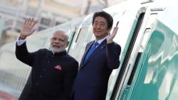 508 Km, 350 Km/Hr: The Ahmedabad-Mumbai Bullet Train In