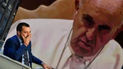 Il cristianesimo globalista–egalitario di Bergoglio e quello sovranista–identitario della Lega, nostalgico di Giovanni Paolo