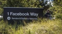 Facebook evacuata per allarme