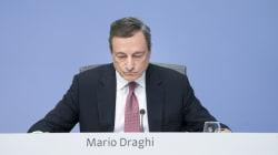 Draghi crede nell'accordo tra Italia e Commissione