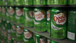 Canada Dry Can't Claim It's 'Made With Real Ginger': U.S. Court