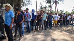 La caravane de migrants d'Amérique centrale rebrousse