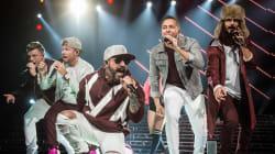 Los Backstreet Boys se disfrazan de Spice