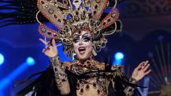 Revive la actuación de La Tullida, ganadora de la Gala Drag del Carnaval de Gran