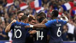 L'équipe de France, cette très bonne élève