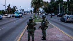 Por amenazas del crimen, Marinela no llegará a zona costera de