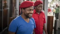 EFF's Mbuyiseni Ndlozi To Receive