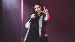 Se anche un'icona come Laura Pausini sceglie il taglio corto e abbandona il look