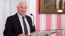 Dernier séjour à Québec pour David Johnston avant son
